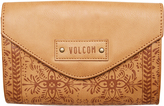 Volcom Dezert Mist Wallet Brown