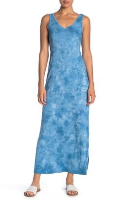 Karen Kane Alana Tie-Dyed Maxi Dress