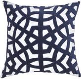 BANDHINI Lantern Navy Lounge Cushion