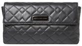 Marc by Marc Jacobs Sophisticato Crosby Jemma Quilted Leather Clutch