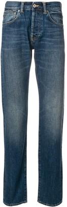 Edwin Mid Rise Stonewashed Jeans