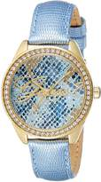 GUESS GUESS? R.GUESS WHO CHP.COR.ESF.AZUL Women's watches W0612L1
