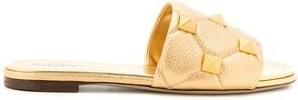 Valentino Rockstud mule sandals