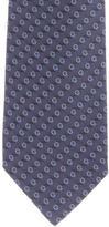 Gucci 3D-G Pint Silk Tie