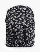 C6 X Christopher Raeburn Printed Backpack