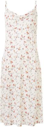 Reformation Astrid floral-print midi-dress