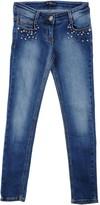 Miss Blumarine Denim pants - Item 42622010