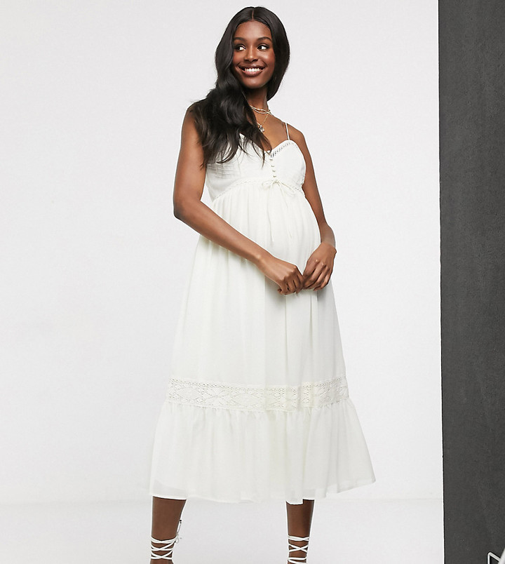 Ivory Maternity Dresses Shop The World S Largest Collection Of Fashion Shopstyle