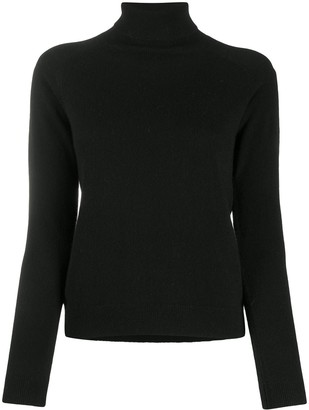 Majestic Filatures Turtleneck Cashmere Jumper