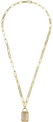 Natasha Accessories Limited Long Floating Crystal Pendant Necklace