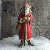 The Christmas Home Vintage Style Santa Ornament
