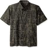 Quiksilver Waterman Men's Kohala Coast Shirt
