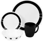 Corelle Livingware Urban 16-pc. Dinnerware Set