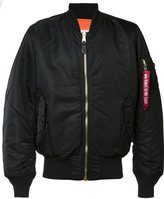 Alpha Industries 'MA-1 Blood Chit' bomber jacket