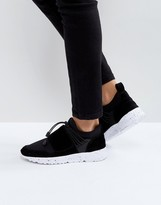 Asos Decoy Elastic Trainers
