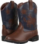 Roper Western Lights Cowboy Boots (Infant/Toddler)