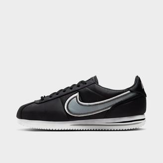 Nike Men's Cortez Basic Premium Casual Shoes