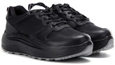 Eytys Jet Combo Leather-trimmed Sneakers