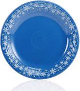 Fiesta Snowflake Dinner Plate, Created for Macy's