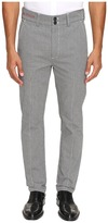 Vivienne Westwood Anglomania Classic Houndstooth Chino Men's Casual Pants