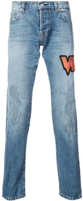 Visitor On Earth Relaxed Fit Jeans