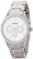 Fossil Men&s Small Flyn Chronograph Bracelet Watch
