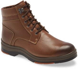 Johnston & Murphy XC4 Cahill Genuine Shearling Lined Waterproof Boot