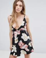 Glamorous Printed Cami Dress