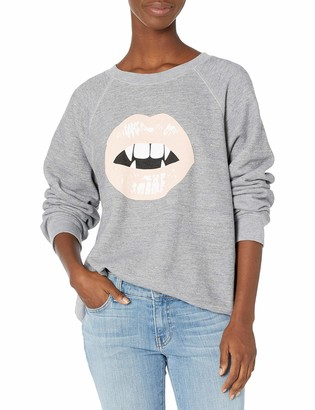 Wildfox Couture Women's Sommers Vampy Sweatshirt