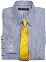 Brooks Brothers Boys' Stripe Dress Shirt