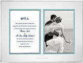 Kate Spade Take the Cake Double Wedding Invitation Frame