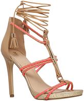 Miss KG Geranium High Heeled Stiletto Sandals, Multi