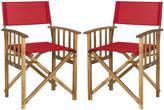 Safavieh Carmen Chair, Set of 2