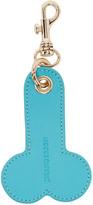 J.W.Anderson Blue Penis Keychain
