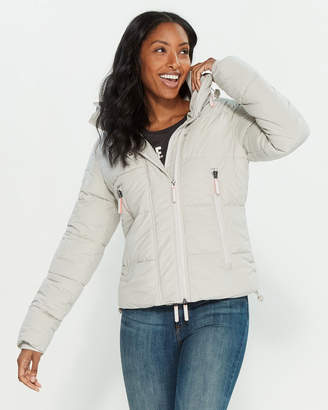 Superdry Soft Tech Windbreaker Puffer Jacket