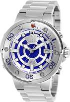 Invicta Men's Star Wars Steel Bracelet & Case Automatic Dial Watch 26201