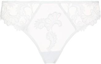 Lise Charmel Floral Lace Briefs