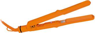 """Iso Beauty 1"""" Turbo Silk Titanium Flat Iron Orange"""