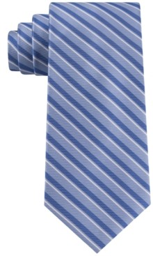Tommy Hilfiger Men's Slim Deck Stripe Tie