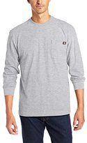 Dickies Men's Long Sleeve Heavyweight Crew Neck