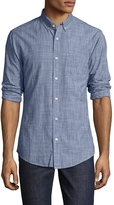 Shades of Grey by Micah Cohen Men's Standard Button-Down Sportshirt