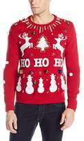Ugly Christmas Sweater Men's Make Your Own Ugly Christmas Sweater