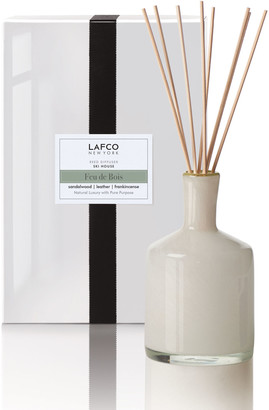 Lafco Inc. Feu de Bois Reed Diffuser Ski House, 15 oz./ 444 mL