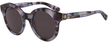 Salvatore Ferragamo Gancio Cat-Eye Sunglasses