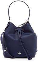 Lacoste Women's Bucket Bag Navy