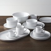 Crate & Barrel Verge Dinnerware
