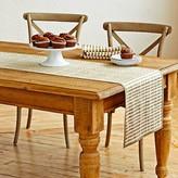 Williams-Sonoma Painted Stripe Table Runner