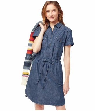 Pendleton Women's Stitchline Chambray Dress