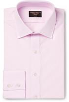 Emma Willis - Pink Cotton Oxford Shirt - Pink