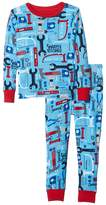 Hatley Lots of Tools PJ Set (Toddler/Little Kids/Big Kids)